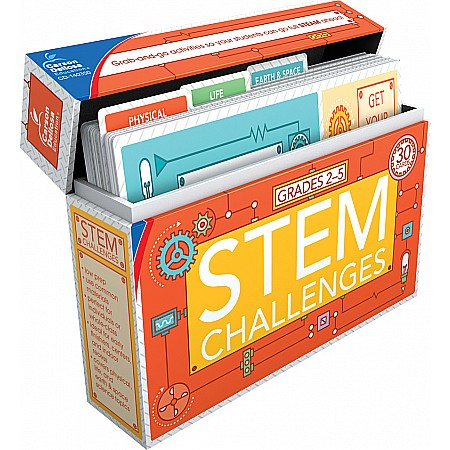 STEM Challenges Learning Cards