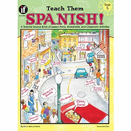Teach Them Spanish! (5) Book