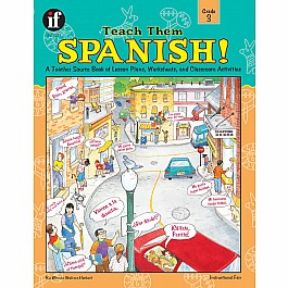 Teach Them Spanish! (3) Book