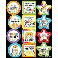 Celebrate Learning Motivational Stickers