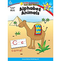 Alphabet Animals, Grades PK-K