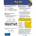 Algebra - Using Variables Poster