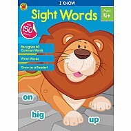 I Know: Sight Words