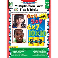 Multiplication Facts Tips and Tricks