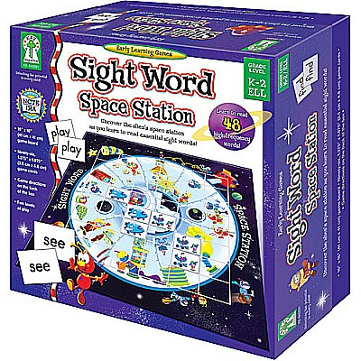 Sight Word Space Station