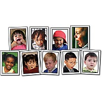 Facial Expressions Picture Cards