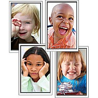 More Emotions Picture Cards