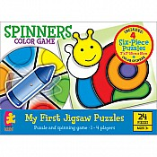Spinners  Color Game