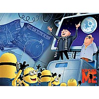 100 Piece Despicable Me 2 Puzzle only