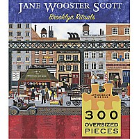 300 Piece Oversized Jane Wooster Scott