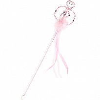 Princess Wand (pink Silver)