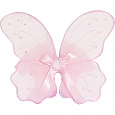 Fairy Wings Pink (md Lg)