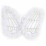 Angel Marabou Wings (white, OS