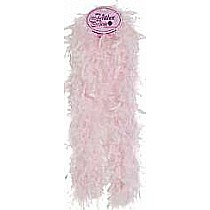 Chandelle Boa (light Pink)