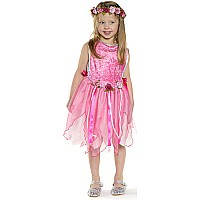 GP Forest Fairy Tunic Pink size 3-4