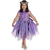 GP Forest Fairy Tunic Lilac size 5-6