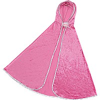 Dark Pink Princess Cape (Med)
