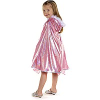 Glitter Princess Cape (pink, MD