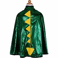 Reversible Dragon Knight Cape