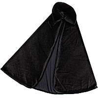 Black Wizard Cape (black, MD)