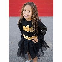 Bat Girl Dress and Cape