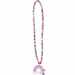 Rainbow Lolly Necklace Assortment
