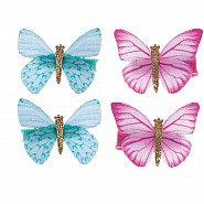 Butterfly Wishes Set of 4