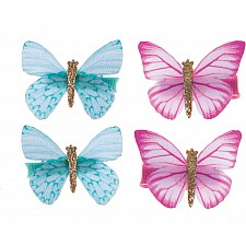 Butterfly Wishes Hair Clips