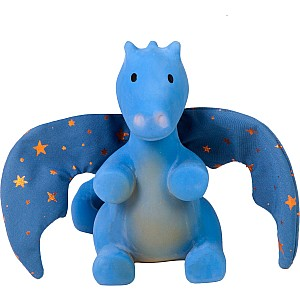 Magical Dragon  Rubber Rattle