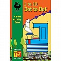 Buki 1-10 Dot Activity Book