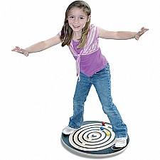 Labyrinth Balance Board--Sprint!