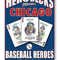 Hero Decks  Chicago National League Baseball Heroes