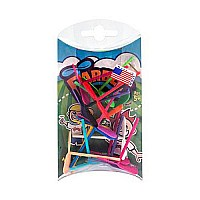 Flarble Flying Toy Peg Pack