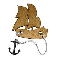 Captain's Puzzle Anchor Limited Stock