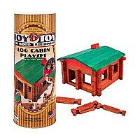 Roy Toy Cabin Canister