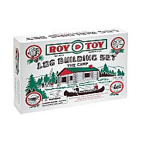 Roy Toy Cabin Mini Box