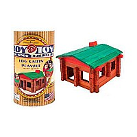 Roy Toy Mini Canister - Cabin