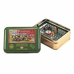 Vintage Tin Parlor Football