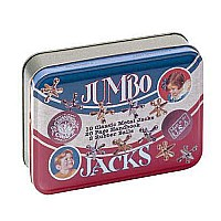 Toy Tin Jumbo Jacks