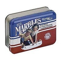 Toy TIN Marbles Shooting Games