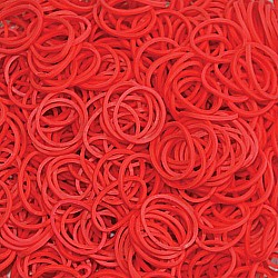 Solid Bands - Red