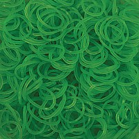 Solid Bands - Neon Green