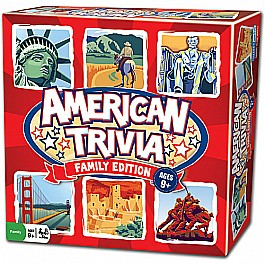American Trivia Family Edition