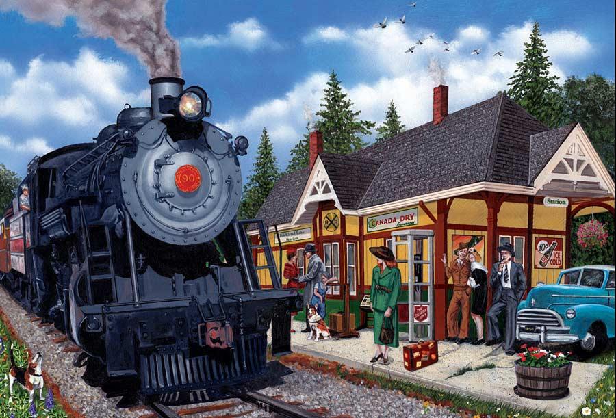 Kirkland Lake Station Optimus Toys