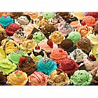 More Ice Cream Family Puzzle (400 pc)