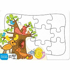 "Create Your Own Puzzle: 5""x7"""