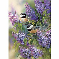 Chickadee Duo (35 pc tray)
