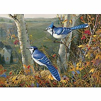Blue Jays (1000 Piece Puzzle)