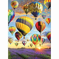 1000 pc Hot Air Balloons
