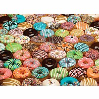 Doughnuts - 1000 Pieces